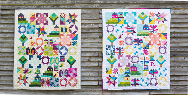 Wholesale 2019 Sew Hometown Block Of The Month Quilt Pattern Desk Calendar