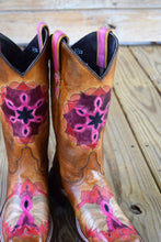 Limited Edition Hearts of Love Cancer Awareness Boot