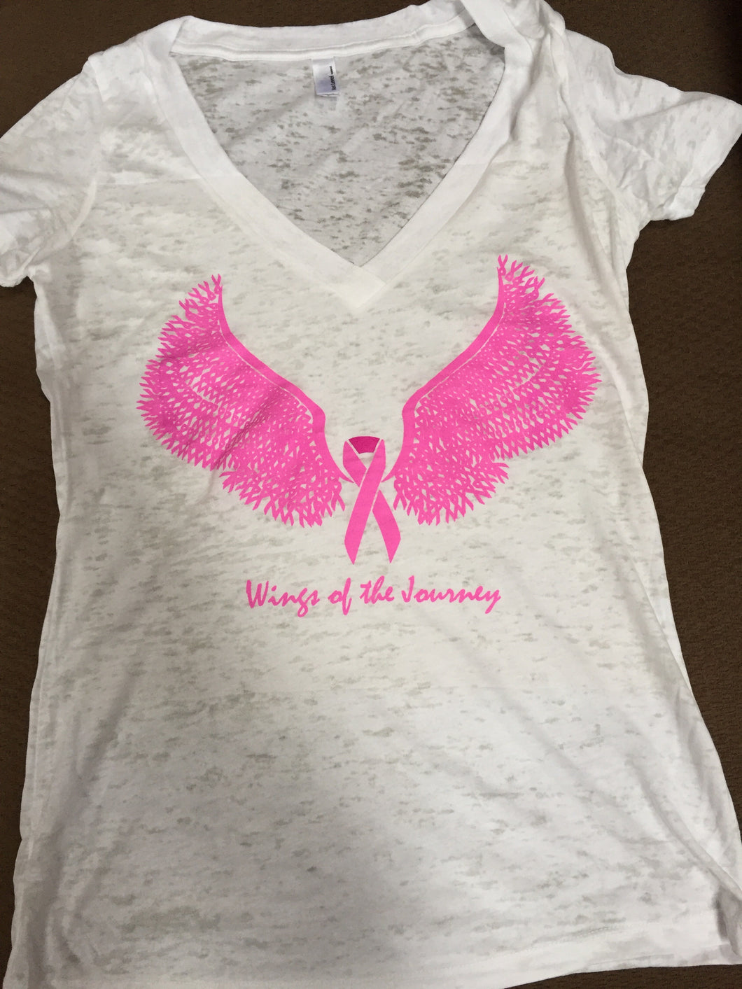 Wings Of The Journey T-Shirts