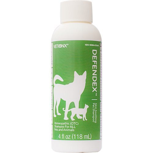 Defendex™ Fleas, Ticks, Mange and Scabies Shampoo