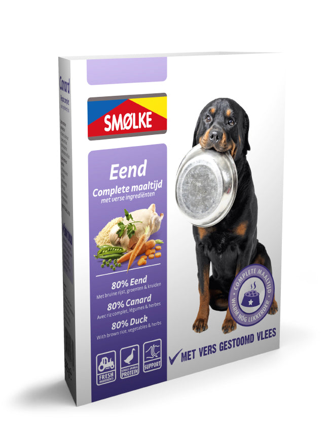 Steamed Meat Barf Diet (Complete for puppies, adult dogs & pregnant dogs)