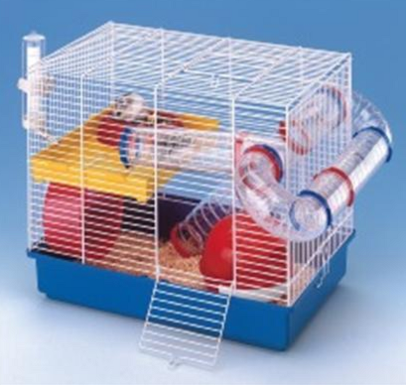 Laura Hamster Cage