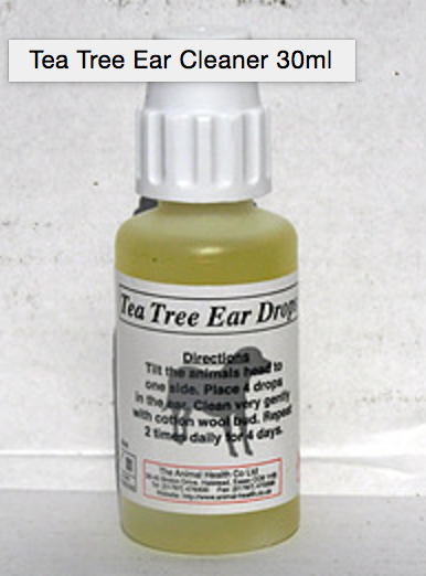 Tea Tree Ear Cleaner 30ml