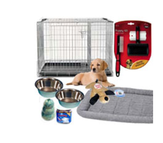 MEDIUM BREED ESSENTIAL PUPPY KIT