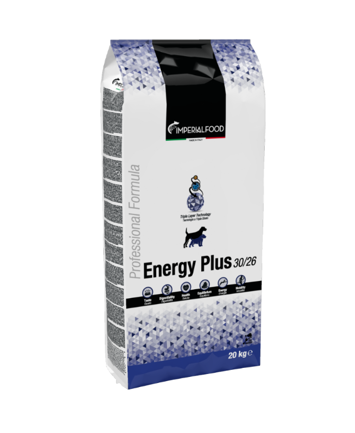 Imperial Food: Energy Plus 20kg