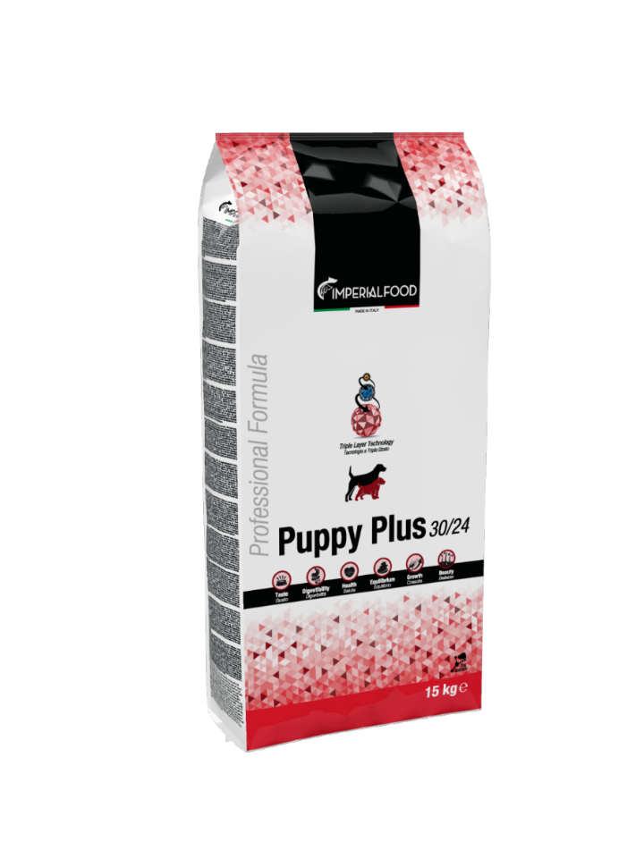 Imperial Food: Puppy Plus 15kg Sack