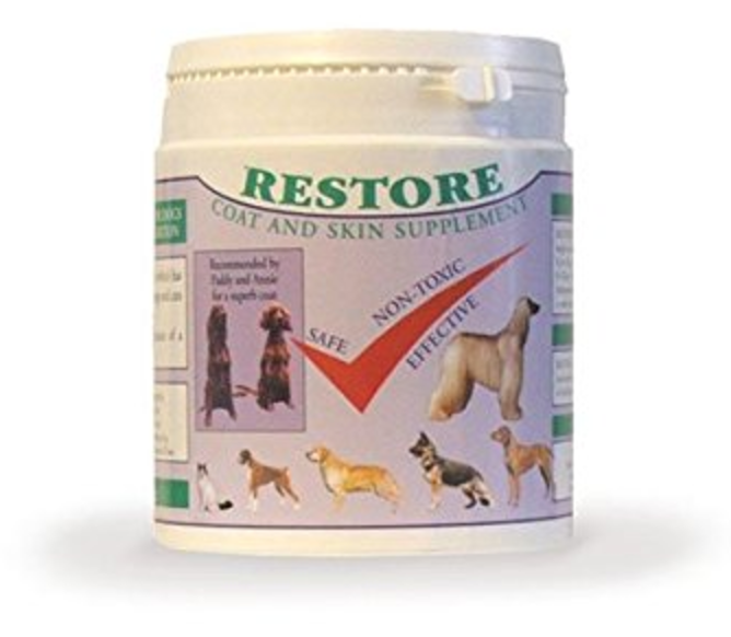 Restore - Coat and Skin Supplement