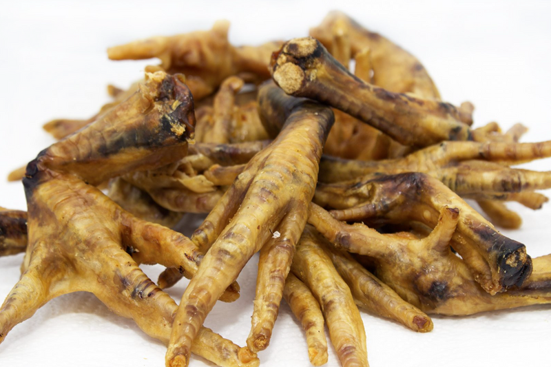 Naturis Chicken Feet, Natural Snack