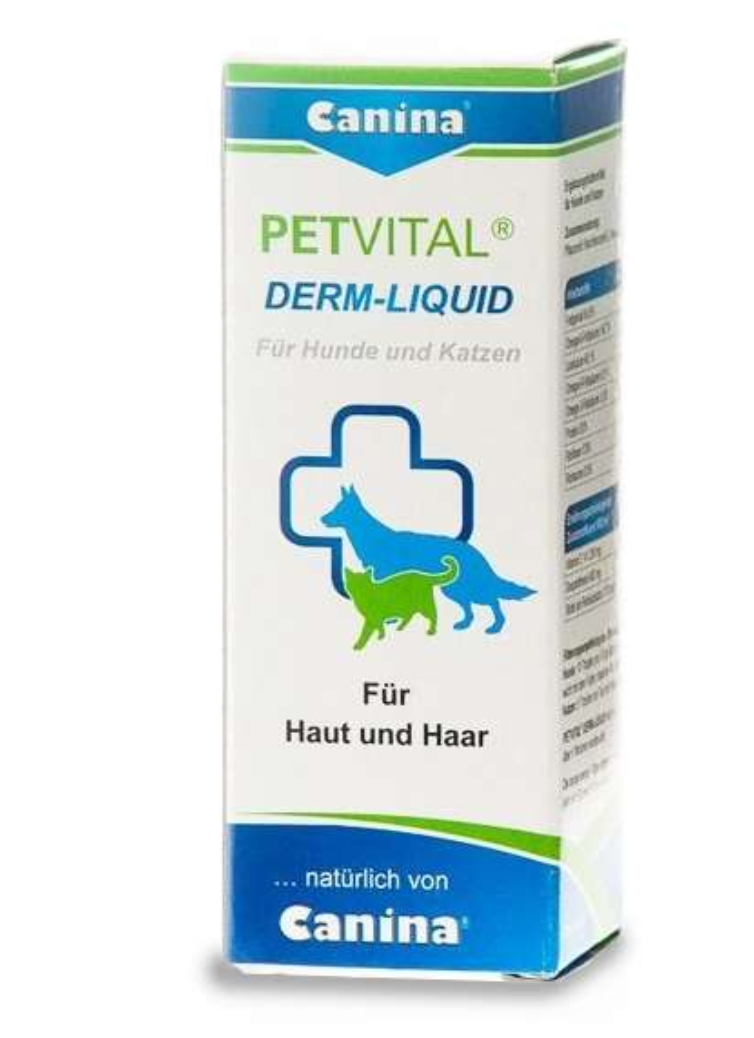 Canina PETVITAL® DERM-LIQUID 25ml