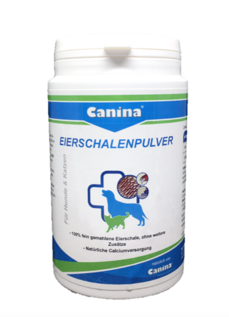 Canina EGGSHELL Powder for Dogs Nutritional Supplement For Protein Allergy