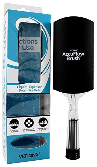 VETiONX AccuFlow Brush