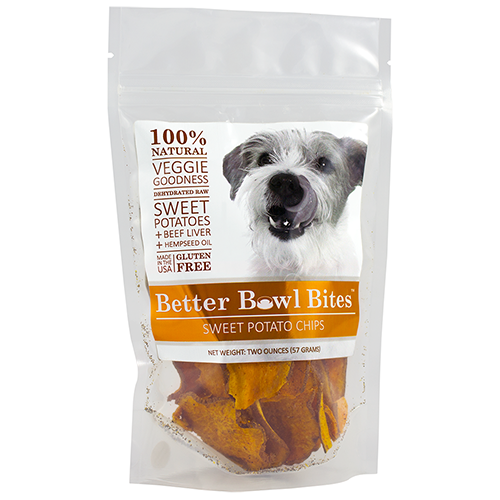 VETiONX BETTER-BOWL™ Sweet Potato Chips