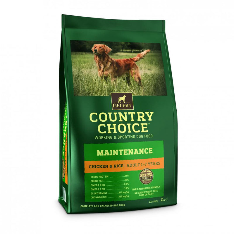 Country Choice Maintenance Adult Dog - Chicken
