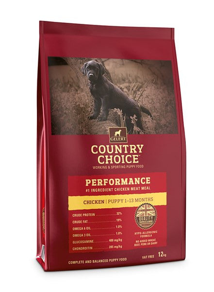 Country Choice Performance Puppy - Chicken