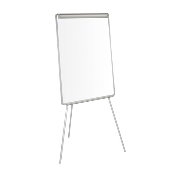 An Economic Tripod Easel. Flip Charts and Easels available at Novel Idea Online. Free Shipping and Great Value on all Orders.