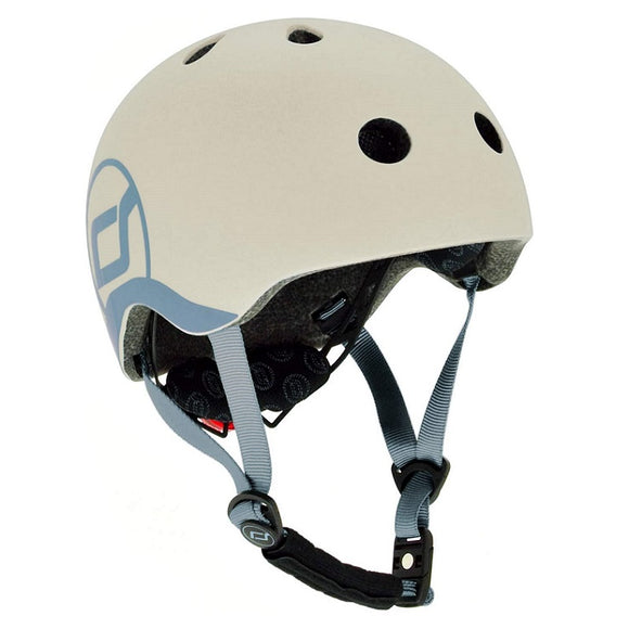 Scoot and Ride Unisex Bicylcle Helmet - Headsize 45-51cm