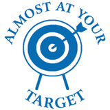 Almost At Your Target – Colop School Stamper. Available at Novel Idea Online. Free UK Shipping.