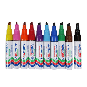 Artline 30's range of colours are perfect for whatever your permanent marking needs are. Coming in Yellow, Pink, Orange, Red, Purple, Light Blue, Dark Blue, Green, Brown and Black. Available at Novel Idea Online. Free UK Shipping.