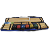 Bex, Croquet Pro Set including 6 Mallets for play with families and friends.  This game has been around for centuries and is considered a classic game. This set is available at Novel Idea Online and Free Shipping is provided on all orders.
