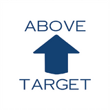 This Teacher Stamper imprints in Blue the Message, Above Target. This is a brilliant way of rewarding and motivating students in the classroom. Available at Novel Idea Online. Free UK Shipping.
