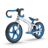 Chillafish have outdone themselves with the Fixie Balance Bike. This Blue variant is a fantastic way to help your children get their balance and confidence. Available at Novel Idea Online. Free UK Shipping.