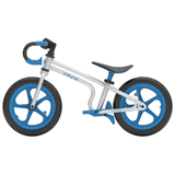 A side shot of the fantastic Fixie Balance Bike manufactured by Chillafish. This great training bike is brilliant for toddlers and young children, and will definitely help them gain confidence and balance. Free UK Shipping. Available at Novel Idea Online.
