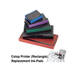 Colop E/38 Replacement Ink Pad - (Pack of 2) - Choice of colours