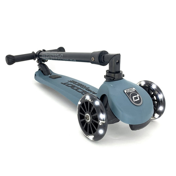 Scoot and Ride Highway Kick 3 LED - Ages 3+