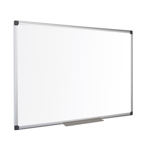 The Maya Enamel Whiteboard in its Aluminium Frame is perfect for classrooms, offices and any number of workplaces. Free Shipping on all orders.