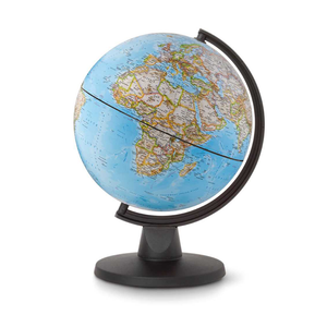 An Image of the National Geographic Mini Classic Globe (16cm) Available at Novel Idea Online, Free Shipping and Great Customer Service available on all Orders.