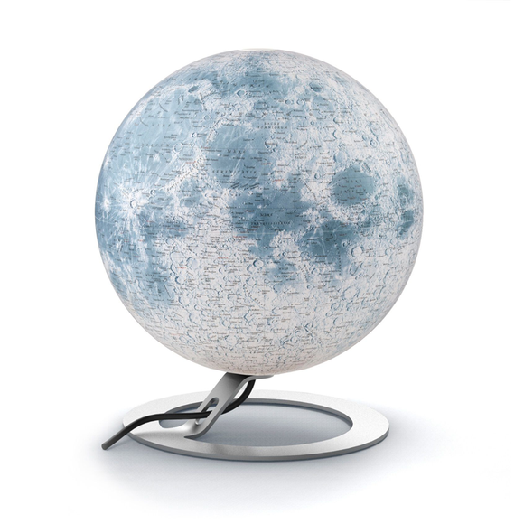 The Moon in all of its galactic glory. The National Geographic, The Moon Globe (30cm) Available at Novel Idea Online. Free Shipping and Great Value on all Orders.