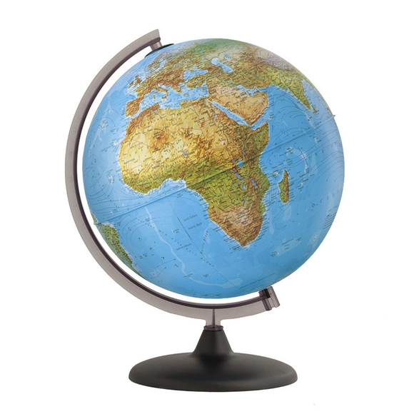 Nova Rico, Geoglobe Globe, 40cm. Perfect for class rooms and educational facilities. Available at Novel Idea Online. Free Shipping on all orders.