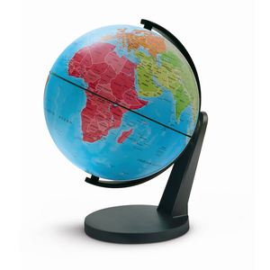 Nova Rico, Giramondo Tilting Globe (11cm) Available at Novel Idea Online. Perfect for Class Rooms and as a Teachers Aid. Free Shipping Guaranteed.