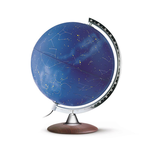 The Nova Rico Illuminated Stellare Plus, look at the stars from your living room. Available at Novel Idea Online. Perfect for schools and bedrooms alike.