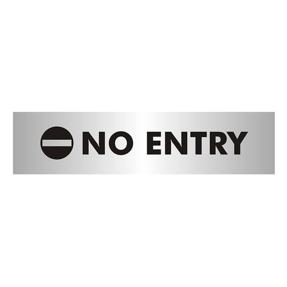 The No Entry Office Information Sign is perfect for any number of businesses that need to restrict entry to specific area. Available at Novel Idea Online. Suitable for Offices, Schools, Warehouses, Kitchens etc. Free Shipping on all Orders.