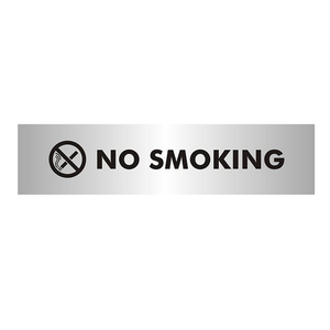 This No Smoking Office Information Sign is suitable for use in a numerous workplaces such as schools, offices, public transport, toilets and many more. Available at Novel Idea Online. Free Shipping on all Orders.