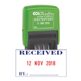 Here is the RECEIVED variant of Colop's S 260/L Printer S. A great tool for helping you to make sure people are taking responsibility over administrative work in the office. Free Shipping on all UK orders. Available at Novel Idea Online.
