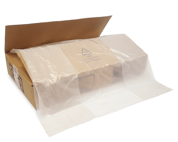 Recycle Bin Liners – Clear (Box of 200)