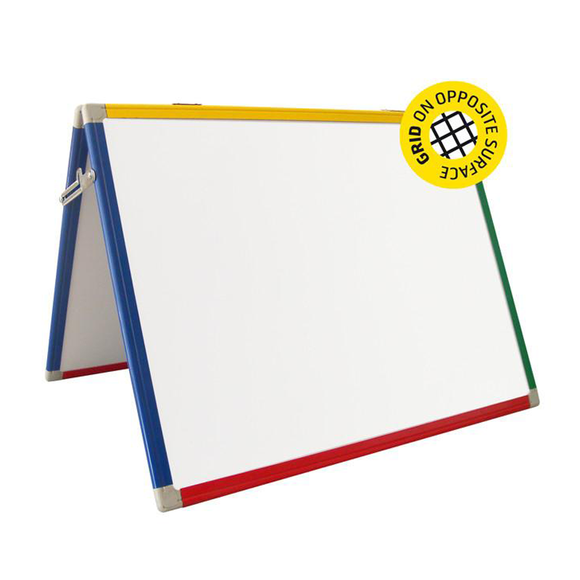 The Schoolmate Desktop Whiteboard. Perfect for encouraging school children in the classroom to work hard. Free Shipping and Excellenct Customer Service on all orders.