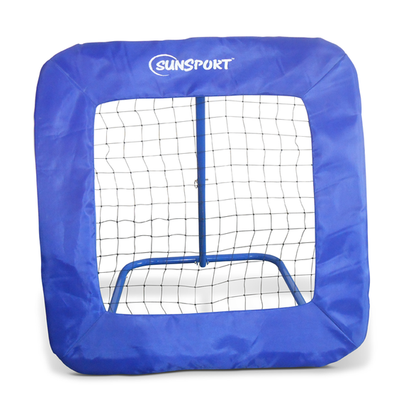 The Sunsport Rebounder Trainer is the perfect tool to help your son or daughter master the art of ball control. Help your kids become soccer stars. Available at Novel Idea Online. Free UK Shipping.