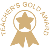 Teacher's Gold Award – Colop School Stamper. Available at Novel Idea Online. Free UK Shipping.