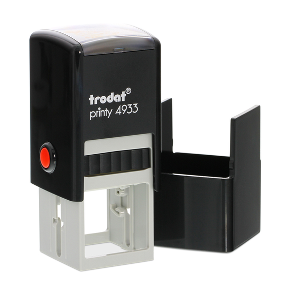 The Trodat Printy 4933, a fantastic value self-inking stamp. Numerous imprints available. Perfect for schools, teachers and anyone woring in education. Available at Novel Idea Online. Free Shipping on all Orders.