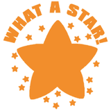 What A Star! – Colop School Stamper. Available at Novel Idea Online. Free UK Shipping.