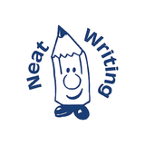 This cute little guy will act as a fantastic reward for your students who are taking extra time to make sure their handwriting is exceptionally neat. Free UK Shipping. Available at Novel Idea Online.