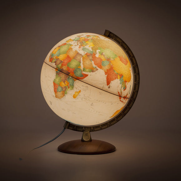 Nova Rico, Illuminated Antiquus Globe (30cm)