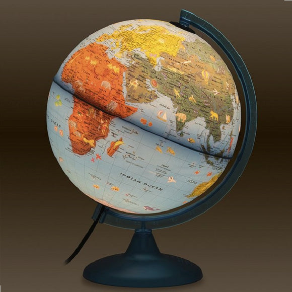 Nova Rico, Arca Illuminated Children's Globe (25cm)