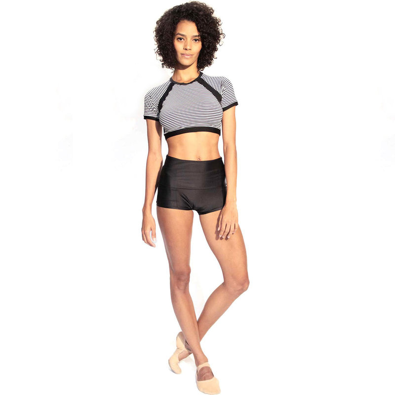 Bossa Nova Shorts Black