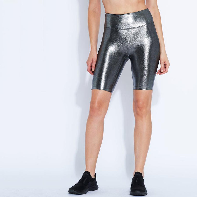 Biker Short Marvel Platinum