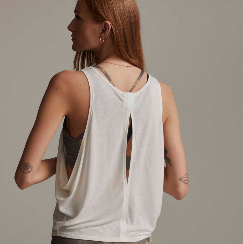 Buckley Tank Top - Off White