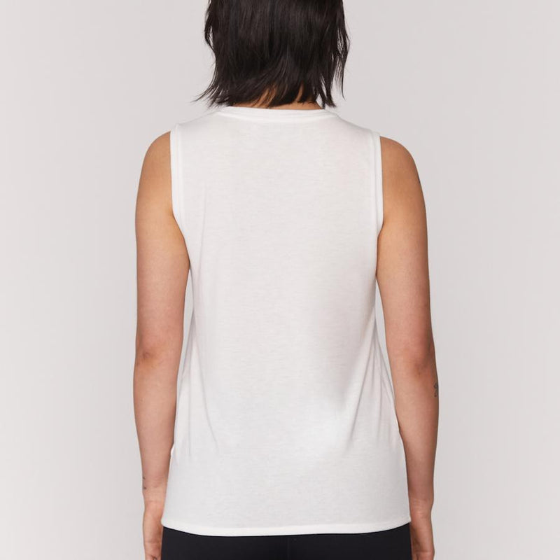 """""""Trust the timming"""" tank top - Bronze"""